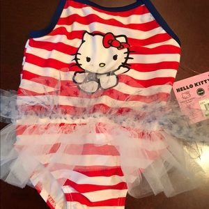 Other - NWT - Hello Kitty Swimsuit